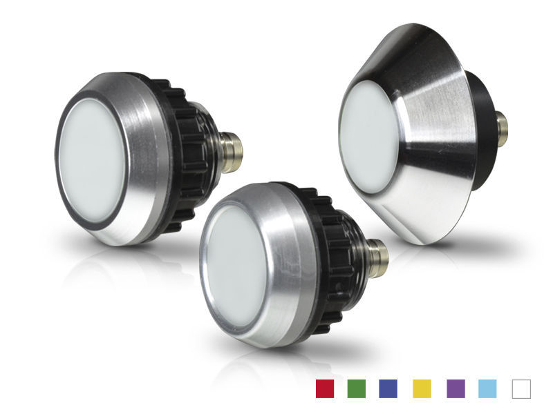 Steady Indicator Light Led Panel Mount Water Resistant Multi Series
