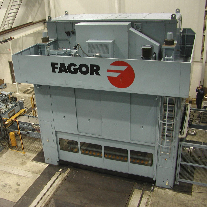 Transfer press / mechanical / hydraulic / forming - Fagor