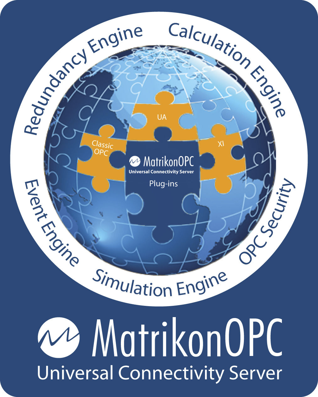 OPC server software / Ethernet - MatrikonOPC Universal