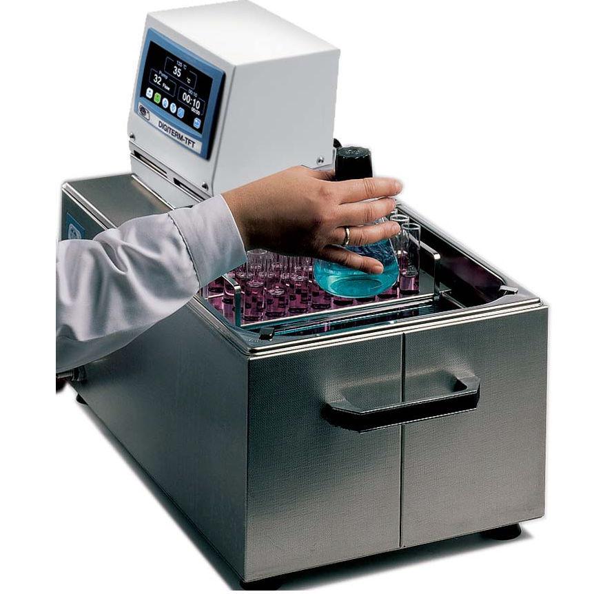 Refrigerated Thermostatic Bath Digiterm Series J P Selecta