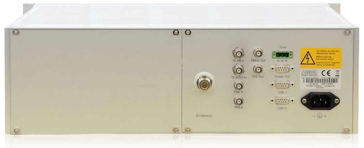GPS NTP server Network Time Protocol - LANTIME M900