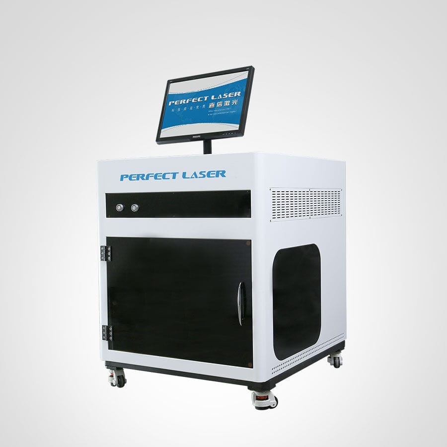 3D laser engraving machine / Nd:YAG laser / for glass / 3D PE-DP-A2 Perfect  Laser Co , Ltd  (China)