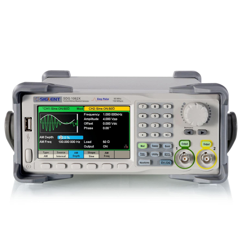 Arbitrary waveform generator / function / square signal / pulse SDG1000X  Siglent Technologies Co , Ltd