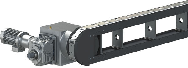 Chain conveyor / parts / for heavy loads / accuracy indexing - 6 0HD