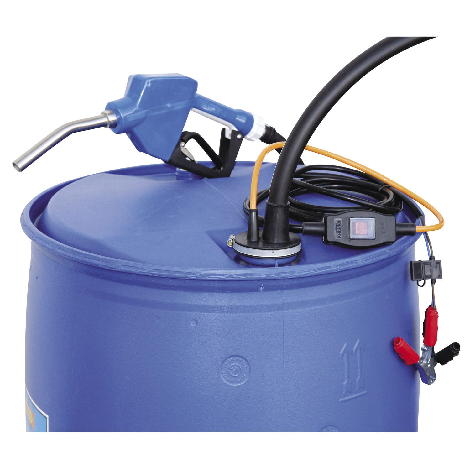 Immersed Rotary Vane Electric Fuel Pump That Lives In The Fuel Tank
