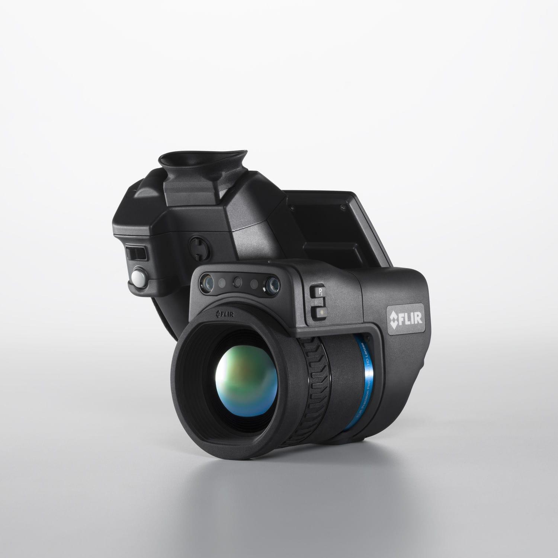 Thermal imaging camera / infrared / HD / CCD - FLIR T1K