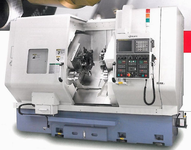 CNC turning center - ASC-51TY - Frejoth International Ltd. - 4 ...