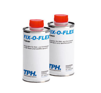Adhesive sealant - FIX-O-FLEX primer - TPH Bausysteme GmbH