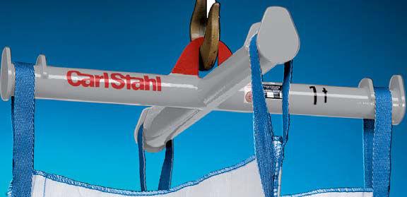 Big bag spreader beam - 8706 series - Carl Stahl GmbH