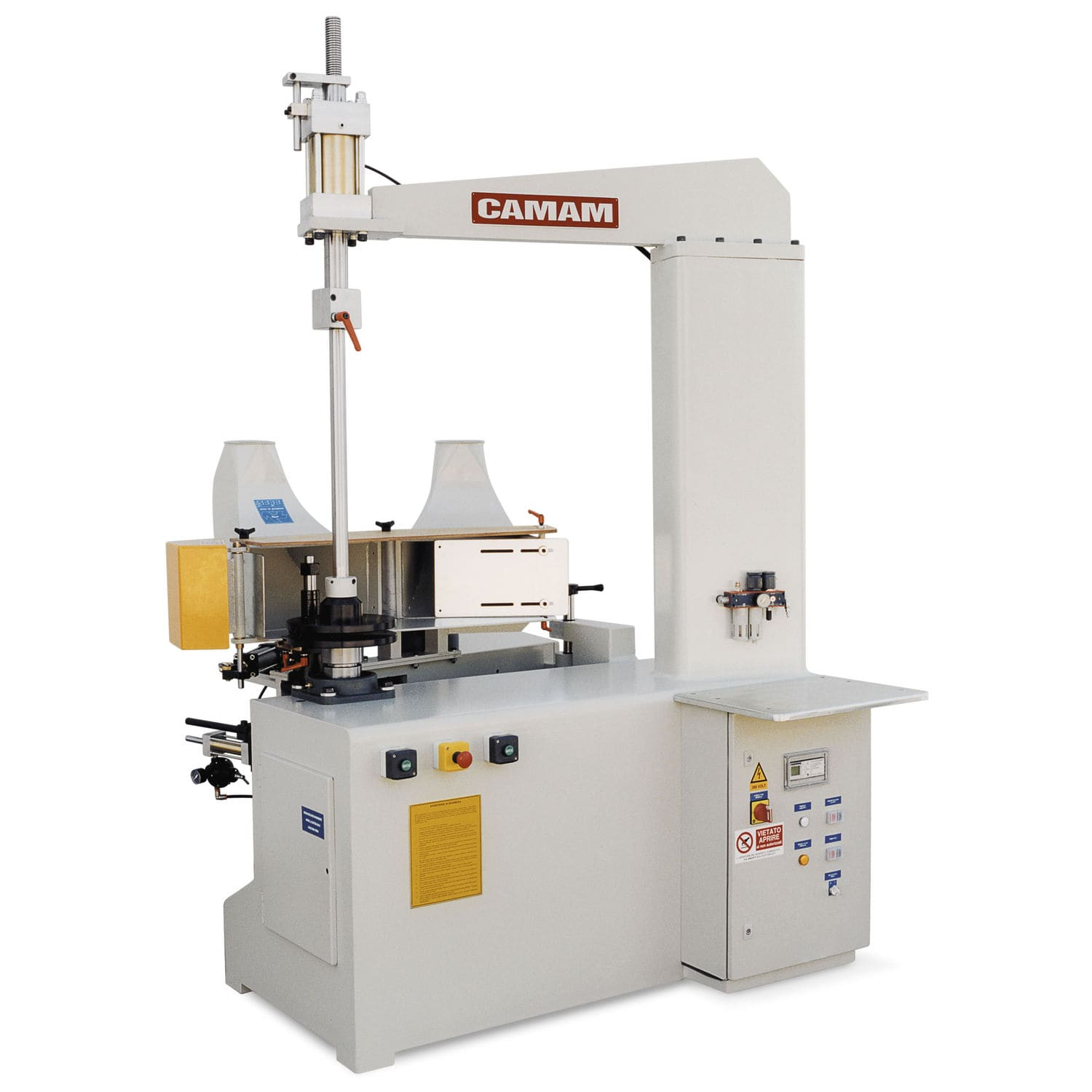 Manual router-shaper / 3-axis / for wood GC1/1F-M CAMAM