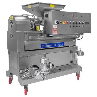 Olive oil production line / automated OLIOMIO GOLD Mori-Tem