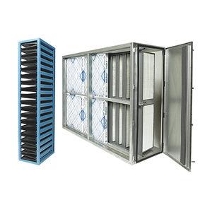 HEPA filter housing