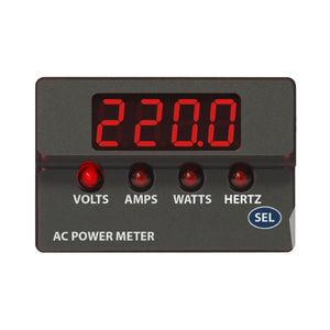 digital power meter / panel-mount