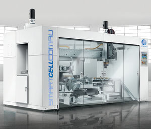 automatic assembly machine / for industrial applications / flexible
