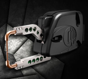 spot welding gun / automatic / compact / lightweight
