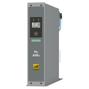 pure hydrogen gas and zero air generator / laboratory / for gas chromatography / membrane