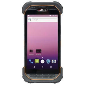 4G LTE industrial smartphone / WiFi / IP67 / Android