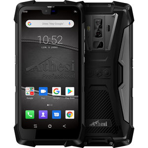 rugged industrial smartphone