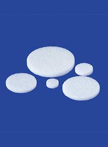glass filter disc