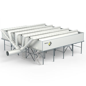 air-cooled condenser / industrial