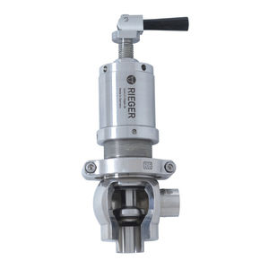 stainless steel excess-flow valve