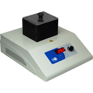 cooling dry block heater / laboratory test tube / digital