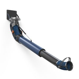 fixed extraction arm