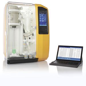 nitrogen distillation unit / laboratory / automatic / Kjeldahl