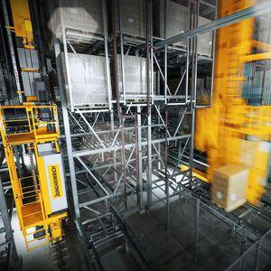 pallet automatic warehouse