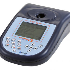 swimming pool photometer / portable / with colorimeter