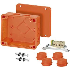 wall-mounted terminal box
