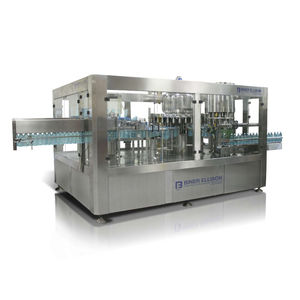 liquid rinser-filler-capper / bottle / automatic / monobloc