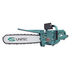 wood chainsaw / for plastics / pneumatic