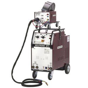 MIG welding machine / MAG / AC / automatic