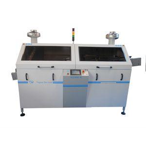wave soldering machine / automated / semi-automatic / manual