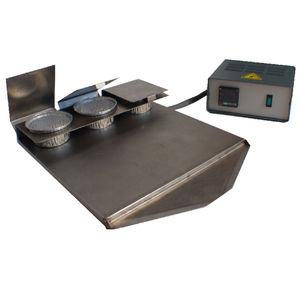 laboratory hot plate / precision / soldering / for heat treatment