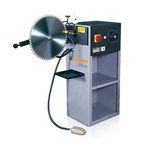 manual brazing machine / for saw blades