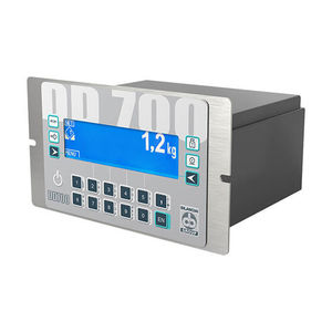 digital weighing terminal