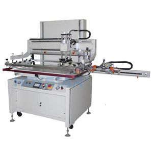 automatic screen printer / for electronics / high-quality / high-accuracy