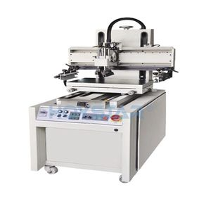 automatic screen printing machine / for electronics / for the glass industry / for the paper industry