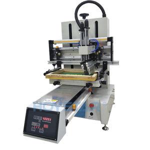 shuttle table screen printer