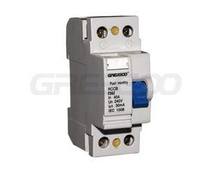 earth-leakage residual current circuit breaker