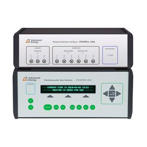 trace detector / refrigerant gas / CO2 / SF6