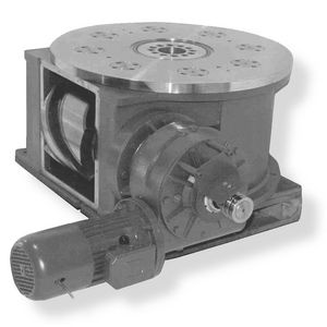 rotary indexer / cycloidal / for heavy loads