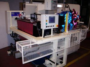 automatic packaging machine / coil