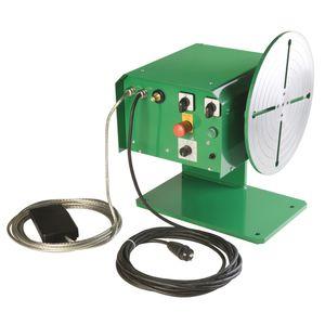 hydraulic welding positioner