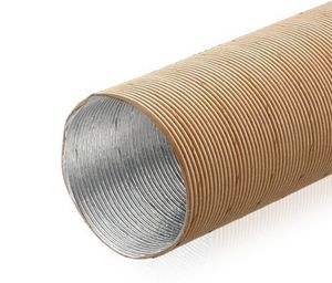 protection sleeve / corrugated / for pipes / for cables