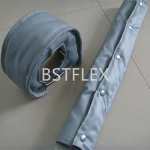 removable insulating blanket / exhaust / ceramic
