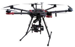 hexacopter UAV / aerial photography / inspection / monitoring