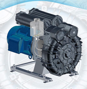air blower / side-channel / single-stage / aluminum